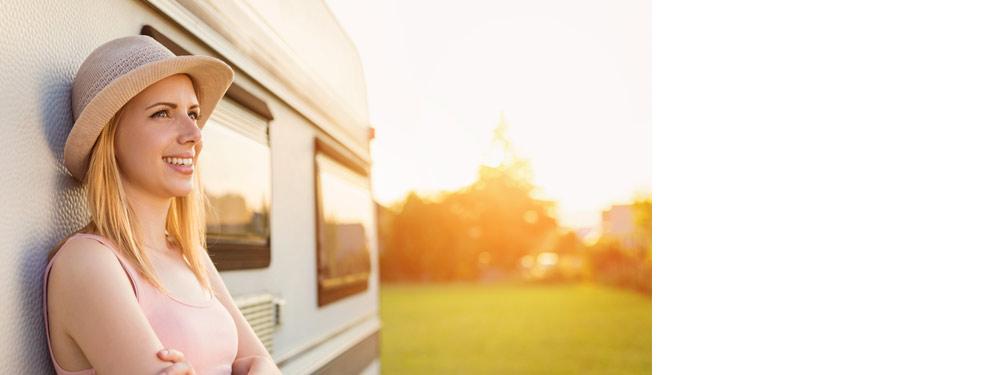 Vergelijk caravanverzekering op premie en voorwaarden