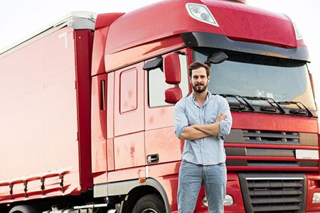 Vergelijk vrachtautoverzekering en bespaar op je premie