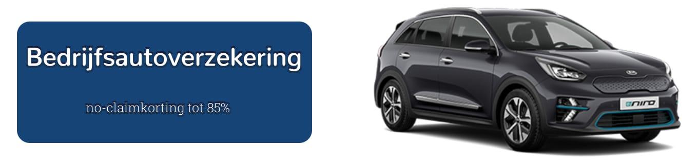 Bedrijfsautoverzekering vergelijken en afsluiten