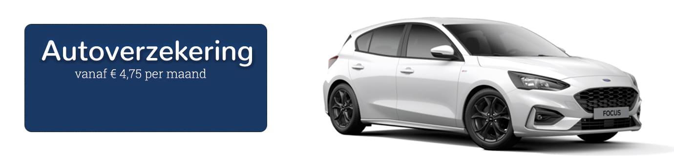 Premie vergelijken autoverzekering
