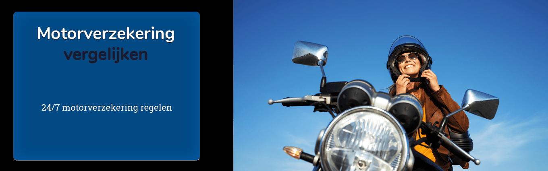 Motorverzekering vergelijken en afsluiten